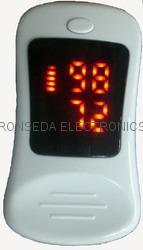 spo2 pulse oximetry ronseda electronics finger tip ship