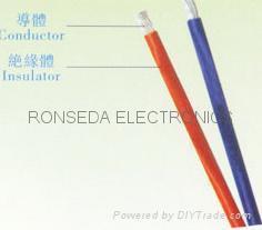 High Temperature Silicone Rubber Insulated Wire Ul3069