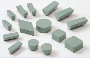 whisker reinforced ceramic temperature alloys