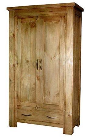 indian wooden almirah manufacturer exporter wholesaler