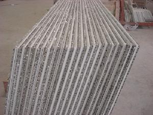 composite tile laminated aluminum honeycomb yokyyang