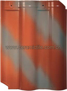 lightweight colored roof tile rt103