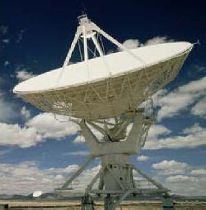 20m earth station antenna