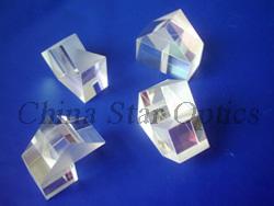 optical bk7 glass penta prism beamsplitter
