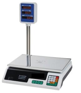 24keys digital counting scale pole led display 3kg 30kg