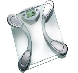 body fat scale measure boby percentage diastolic mass index bmi memory