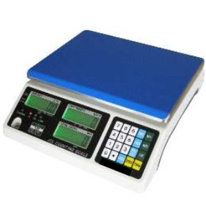 precision counting platform scale electronic improved operation stainless