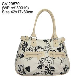 canvas fashion handbag