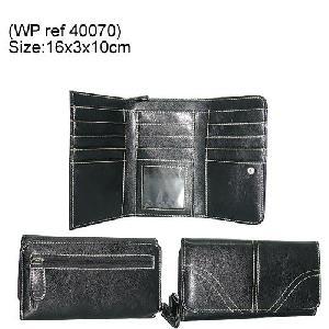 pvc pu fashion purse