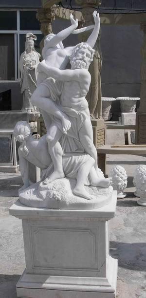 italian marble statue sculpture