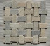 slate mosaic pattern borders