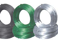 dipped galvanized iron wire