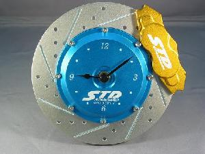 std aluminum brake clock