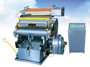 foil stamping diecutting mahchine