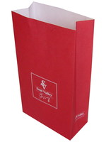 block bottom bags kraft bag 028