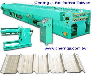 roll forming machnie manufacturer taiwan
