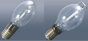 pressure sodium lamp elliptical bulb