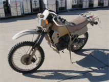 1999 kawasaki enduro motorcycle krizman spark arrestor stock 4494 8701