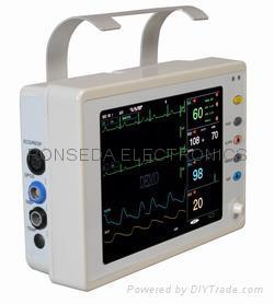 multi parameter patient monitor 8 4