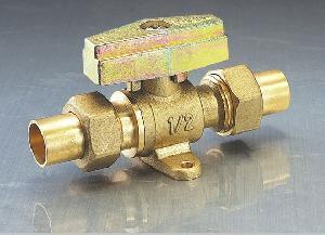 brass ball gas valves