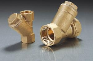brass filter valves