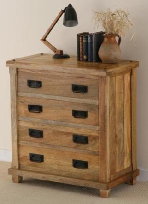 indian wooden chest drawer manufacturer exporter wholesaler