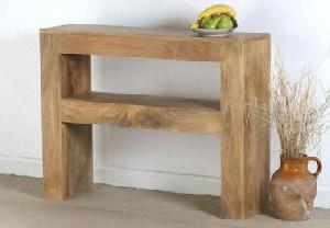 indian wooden consol table manufacturer exporter wholesaler