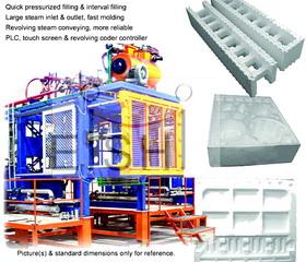 eps epp epe epo vacuum shape molding machine