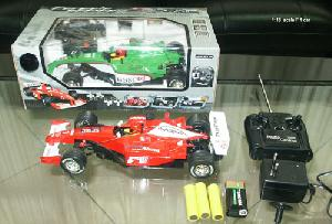exporting r c formula car 1 scale 18