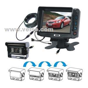5 wireless backup camera system auto shutter voltage dc11 32v