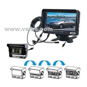 7 wireless reversing backup system auto shutter camera voltage dc11 32v