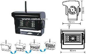 wireless auto shutter camera power dc11 32v heating mirror image selecti