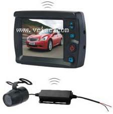 wireless rear view system 3 5 digital lcd monitor dc11 32 volt