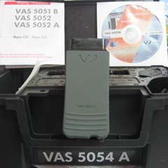 Sell Vas 5054a Professional Diagnostic Tool For Volkswagen Vehicle