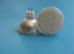 12v mr16 ont conduit bulbe gx5 3 lampe r�flecteur �clairage 48led 80led