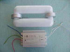400watt rectangular induction bulb electrodeless discharge lamp linear shape