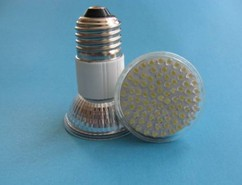 jdr led lamp light bulb smd illumination lighting reflector 220v 110v b22 e26 e27
