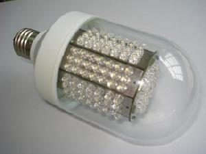 led de luz la columna 12watt bombilla lámpara iluminación tornillo base e40 e27