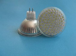 mr16 led lamp light bulb lighting illumination reflector gx5 3 base 12v