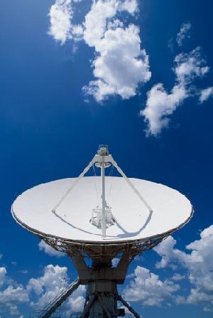 7 3m earth station antenna