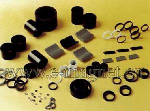 injection molded magnets polymer bonded