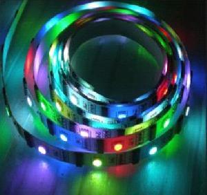 digital smd led ribbon rgb ldp6803 ic