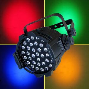 led par 64 light 36x3w 4 colors rgba