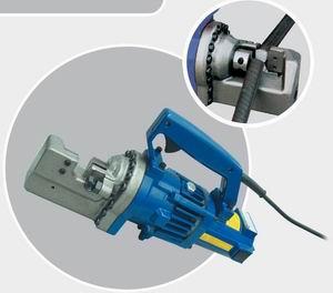 portable hydraulic steel rod cutter