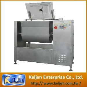 horizontal vacuum mixer food processing machinery