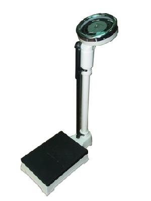 Height And Weight Scale Capacity 120kg / 500g With Height Meter ...