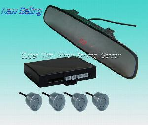 thin mirror car parking sensor rd 027c4