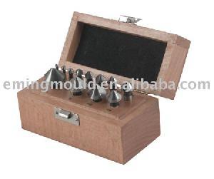 12 countersinks wood box cutting tools drill bits