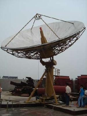probecom 7 3m c ku band antenna