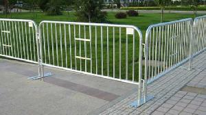 dip galvanized safety barrier